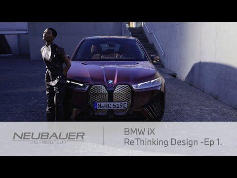 BMW iX - ReThinking Design - Ep 01