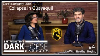 4th DarkHorse Live with Bret and Heather: Collapse in Guayaquil and Implications for the World