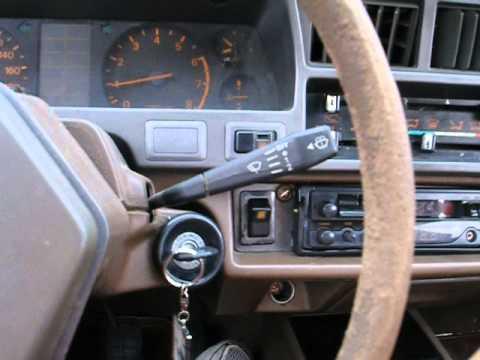 Mitsubishi Cordia 1983