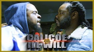 CALICOE VS ILL WILL RAP BATTLE - RBE