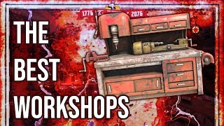 Which Workshops Are Worth Taking | Fallout 76