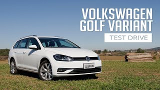 Volkswagen Golf Variant - Test Drive