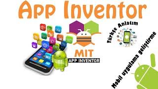App Inventor- Sensörler #1