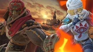 High Level Ganondorf Gameplay in Smash Ultimate