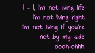 Nicki Minaj ft. Chris Brown - Right By My Side + (lyrics) New