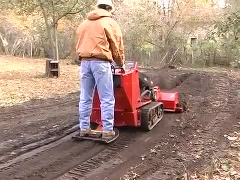 Toro® Dingo® Platform Attachment
