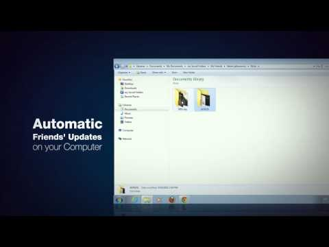 Sync Your Online Media With Your Desktop