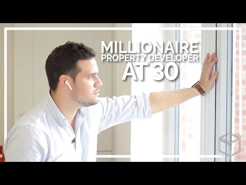 How I Became a Build To Rent Millionaire Property Developer Without my Own Money by the age of 30