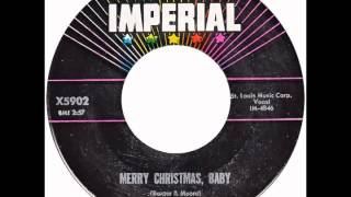 "Charles Brown – ""Merry Christmas Baby"" (Imperial) 1962"