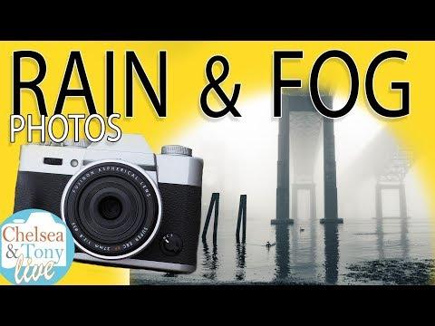 TC Live: Rain & Fog Photos