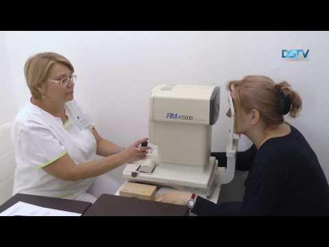 Csökkent látás és szédülés