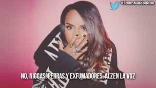 Angel Haze - A Tribe Called Red (Subtitulado/Traducido al Español)♥