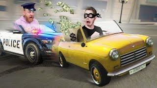 Escape The Police Challenge!   GTA5 [Ep 25]
