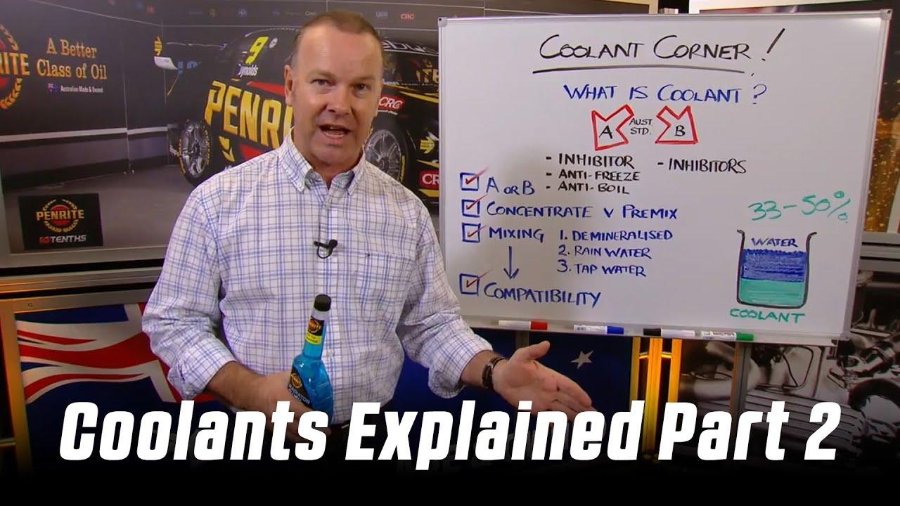 Coolant Test Strips Penrite Oil Engine Color Range Explained