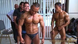 Mr Indonesia 2017 Backstage Highlightes