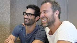 Тайлер Хёхлин, Teen Wolf Season 4: Tyler Hoechlin & JR Bourne Interview