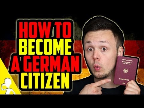 Video HOW TO BECOME A GERMAN CITIZEN
