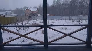 И снова-Зима! Бррррр