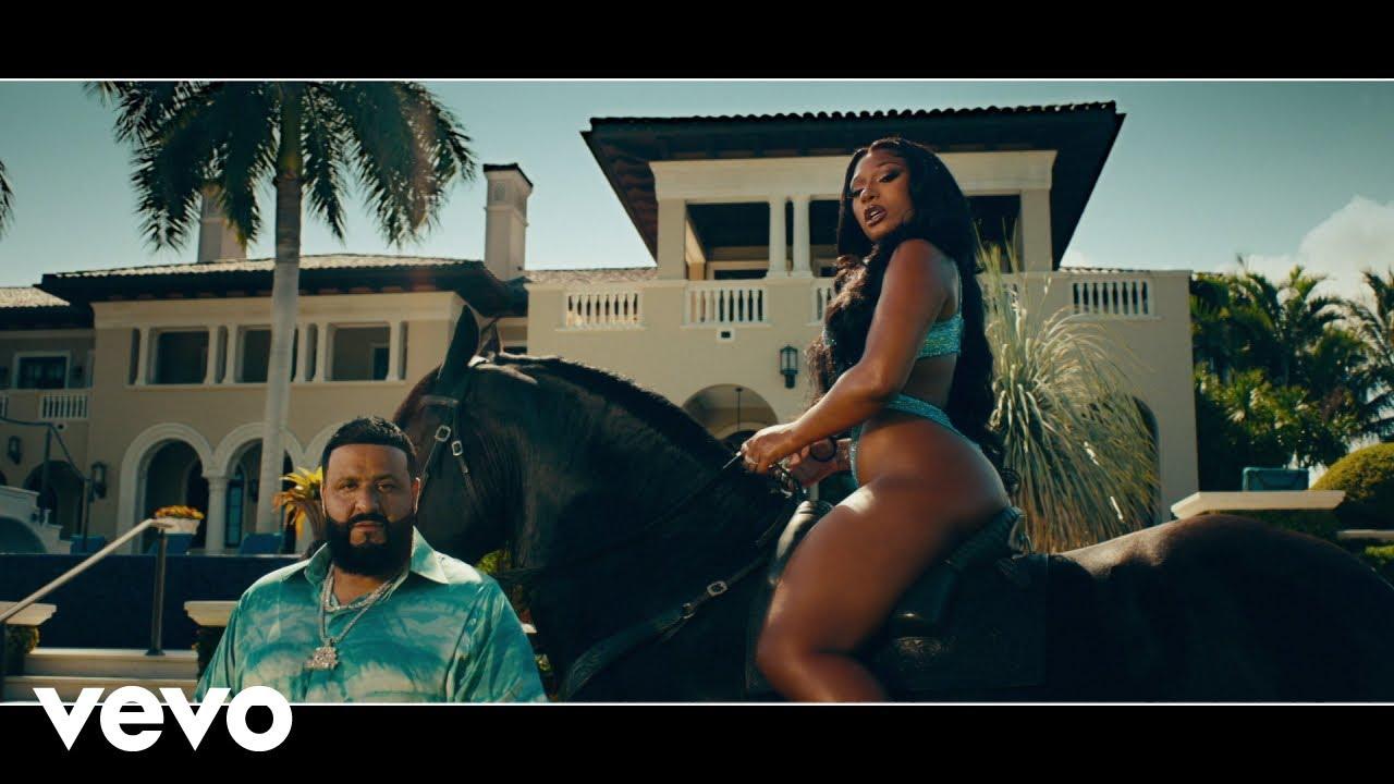 DJ Khaled ft. Post Malone, Megan Thee Stallion, Lil Baby, DaBaby — I Did It