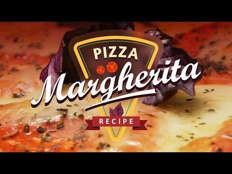 Margherita Pizza Recipe – Easy Homemade Pizza Recipe