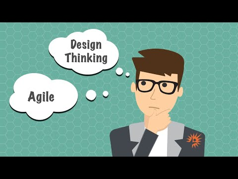 Improving Agility with Design Thinking and Systems Thinking