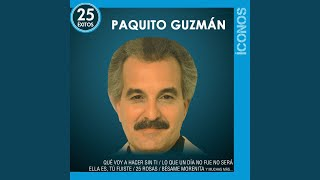 Video 25 Rosas (Audio) de Paquito Guzman