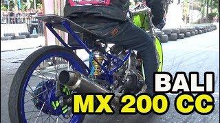 SUARANYA..!! JUPITER MX 200CC Bali Mirip FU200cc Pulau Jawa
