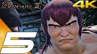 SHENMUE 3 - Gameplay Walkthrough Part 5 - Yanlang Boss & Tokens (Full Game) 4K 60FPS