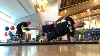 #AskKenneth 154: Warm-up Exercise Before Squat & Running