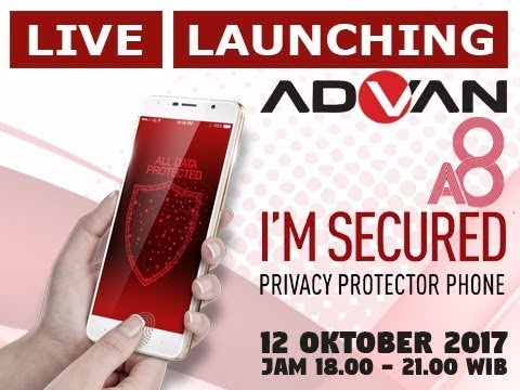 Launching Advan A8