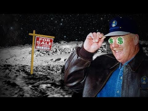 Who Owns Outer Space? - Instant Egghead