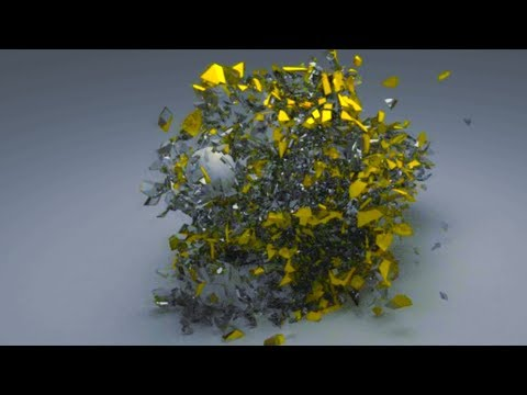 A Year Of Blender Animations and Simulations