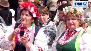 В Караганде 1 мая прошел праздник единства народа Казахстана