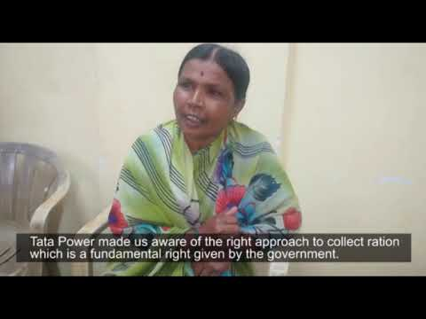 Highlights of Right To Food Event at Tata Power| Self Help Group| Power Her Up