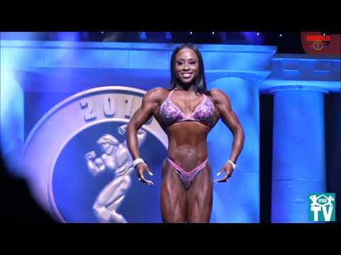 Arnold Classic Columbus 2016 Pro Womens Figure International Final