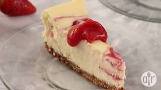 How To Make Strawberry Cheesecake | Dessert Recipes | Allrecipes.com
