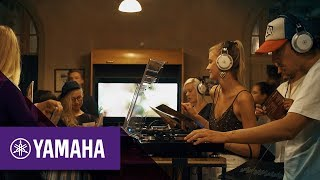 YouTube Video l-hlBHxDpRM for Product Yamaha MusicCast Vinyl 500 WiFi Turntable by Company Yamaha Corporation in Industry HiFi Devices