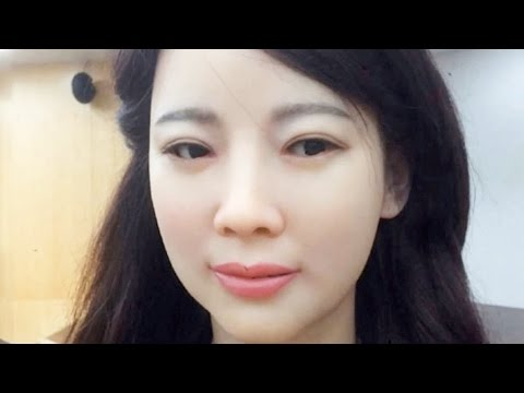 5 Scary Chinese Robots of the Future | China Uncensored