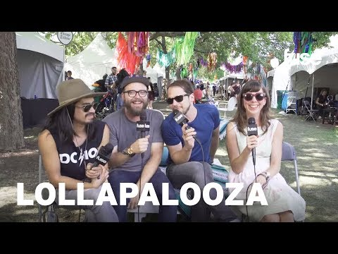 Silversun Pickups Chat About Their Band History - Fuse