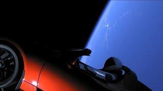 FALCON HEAVY & SPACE ODDITY
