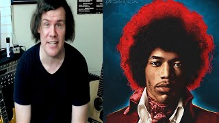 Jimi Hendrix- Both sides of the sky review