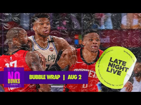 Bubble Wrap | Pocket Rockets, Zombie Spurs, Disappointing Players