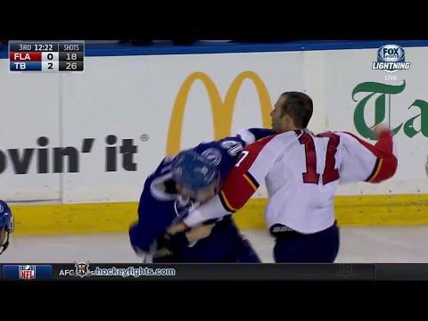 Cedric Paquette vs. Derek MacKenzie