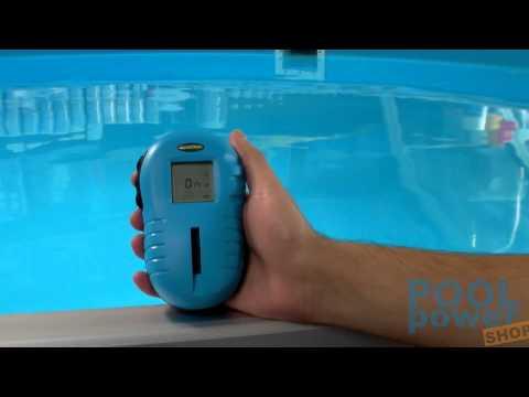 Pooltester AquaCheck TruTest Teststreifen-Lesegerät
