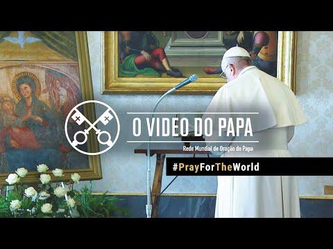 Vídeo especial do Papa Francisco para rezar pelo fim da pandemia