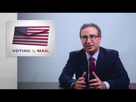 Volby poštou