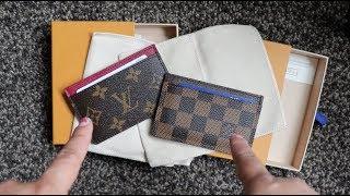 Louis Vuitton Card Holder Collection | ItsKaysWorld