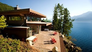 8 Beautiful Lake Homes