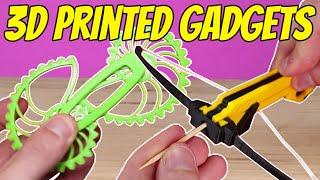 Top 5 3D Printed Toys & Gadgets