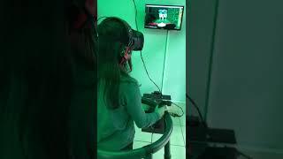 VR Theme Park - Virtuality Club